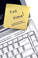 Tax Time - Gander Tax Services - Hampshire