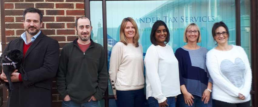 gander tax services team